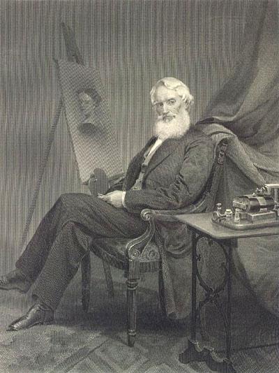Samuel Finley Breese Morse And Lucretia Pickering Walker