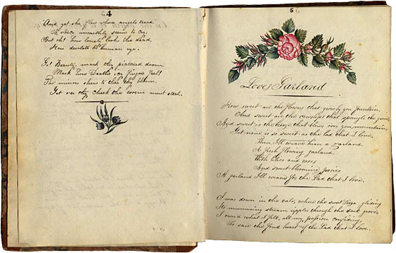 Jane's Poetry Book